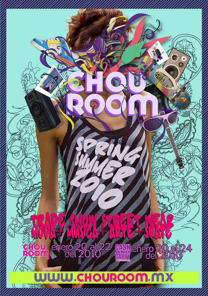 POSTER CHOUROOM SS10