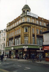 Ketts (Brightwell`s), Southend-on-Sea. Sep 1985 (piktaker) Tags: uk departmentstore essex southend southendhighstreet southendonsea ketts brightwells