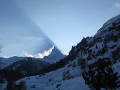 Matterhorn Sunset (rac819) Tags: mountains alps landscape switzerland d70 zermatt matterhorn cervin
