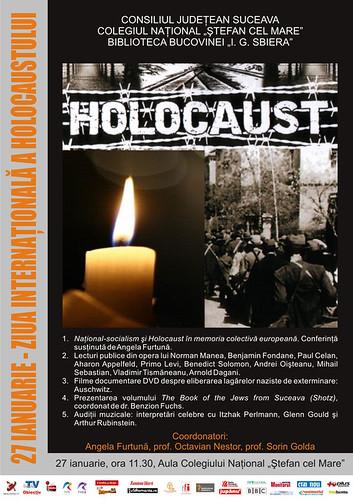 27 Ianuarie 2010 » Ziua Internaţională a Holocaustului