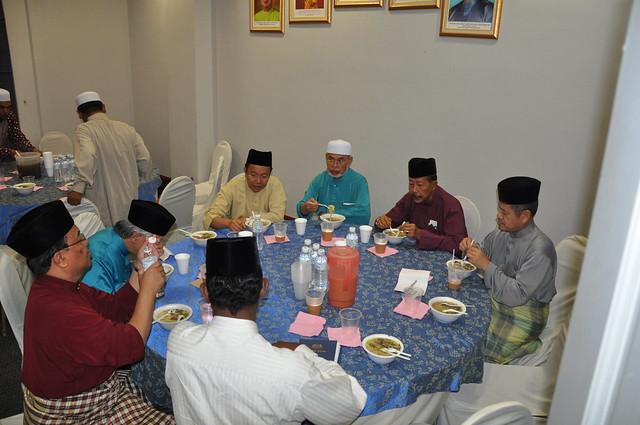 DDHA Majlis Forum Perdana Hal Ehwal Islam Di Unisel Bistari Jaya.