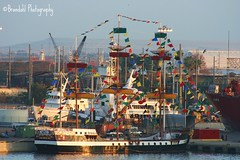 Pirate Ship - IMG_4015 (Brandohl Photography [Wendy]) Tags: tampa bay boat ship tampabay pirate ybor gasparilla channelside thejosegaspar