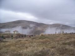 Broken fog ayas ankara (Bulutlar) Tags: cloud fog clouds sis bulutlar ankara stratus meteorology bulut aya meteoroloji