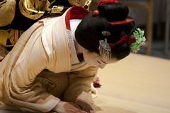 Meister & Mai #7 (Onihide) Tags: kyoto maiko kagai naokazu kyotomuseumoftraditionalcrafts  onihide maistermai