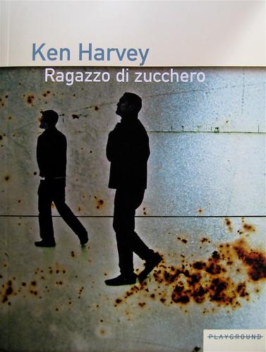 ken harvey, ragazzo di zucchero, playground 2010, graphic designer: federico borghi [flickr name: ƒe]; alla cop.: ill. fotog.: ©Luis Mariano Gonzales [flickr name: una cierta mirada], (part.), 1