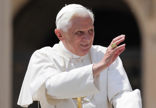 VATICAN: Pope Benedict XVI, weekly general audience