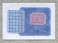 small sewn card #1