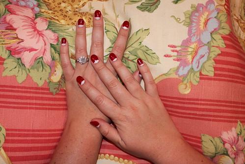 1940 manicure