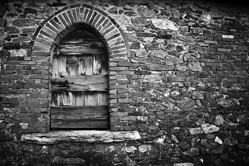 Ricetto of Magnano, Door #2 (by storvandre)
