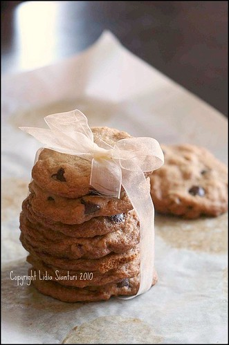 Choc Chip n Walnut Cookies