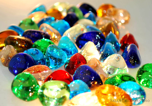 day40_colored pebbles