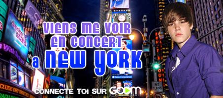 Gagne un voyage exceptionnel à New York et ta rencontre avec Justin Bieber 4381036083_6a3876eb9c_o