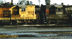 S.P. SD9s... (mstng686970) Tags: california railroad train vintage diesel sp locomotive southernpacific espee