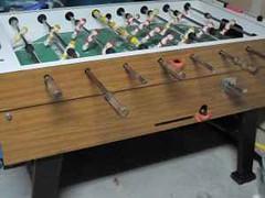 Micro Games Foosball Table - Fireball foosball table