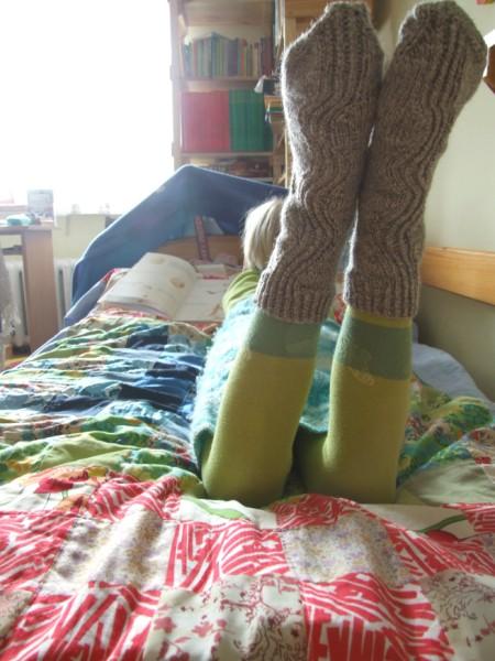 Kalajoki socks 1