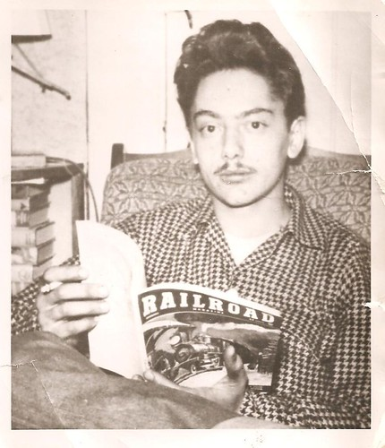 My Dad at 16