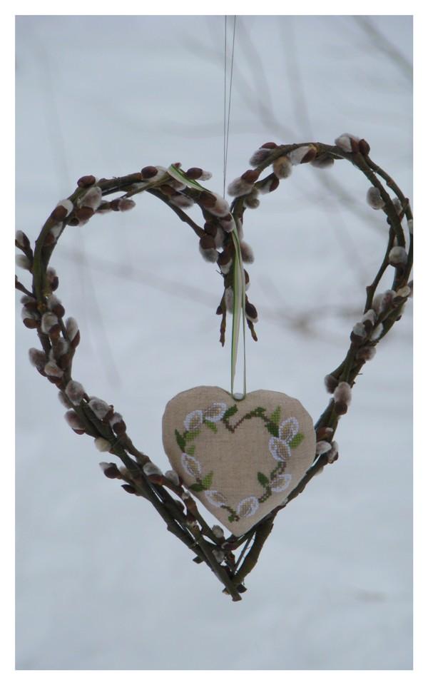 Spring heart