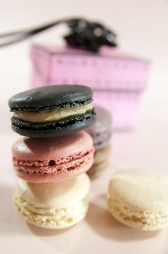 Macarons Coffret Yazbukey, Ladurée Paris, Nihonbashi Mitsukoshi
