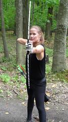 Beauty and Deadly I (TitaniumSoul) Tags: leica beauty digital handmade 10 4 mimi archery craftsman arrowhead dlux  skiet    bogenschiesen    dlux4  titaniumsoul