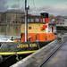 John King Tug Princes Wharf  Bristol