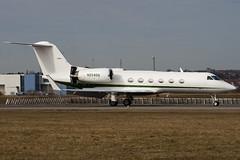 N254GA - 1032 - Gulfstream Aerospace - Gulfstream IV - Luton - 100308 - Steven Gray - IMG_7990