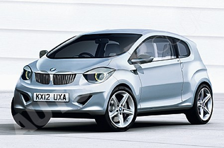 BMW New iSetta 1