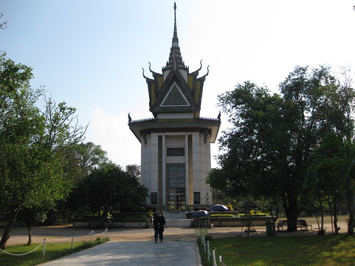 Choeung Ek Monument