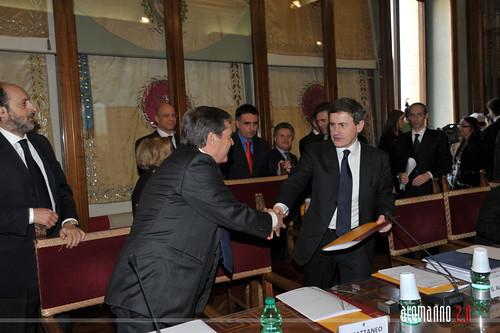 Protocollo d'intesa tra Terna Spa, Acea distribuzione Spa e Comune di Roma