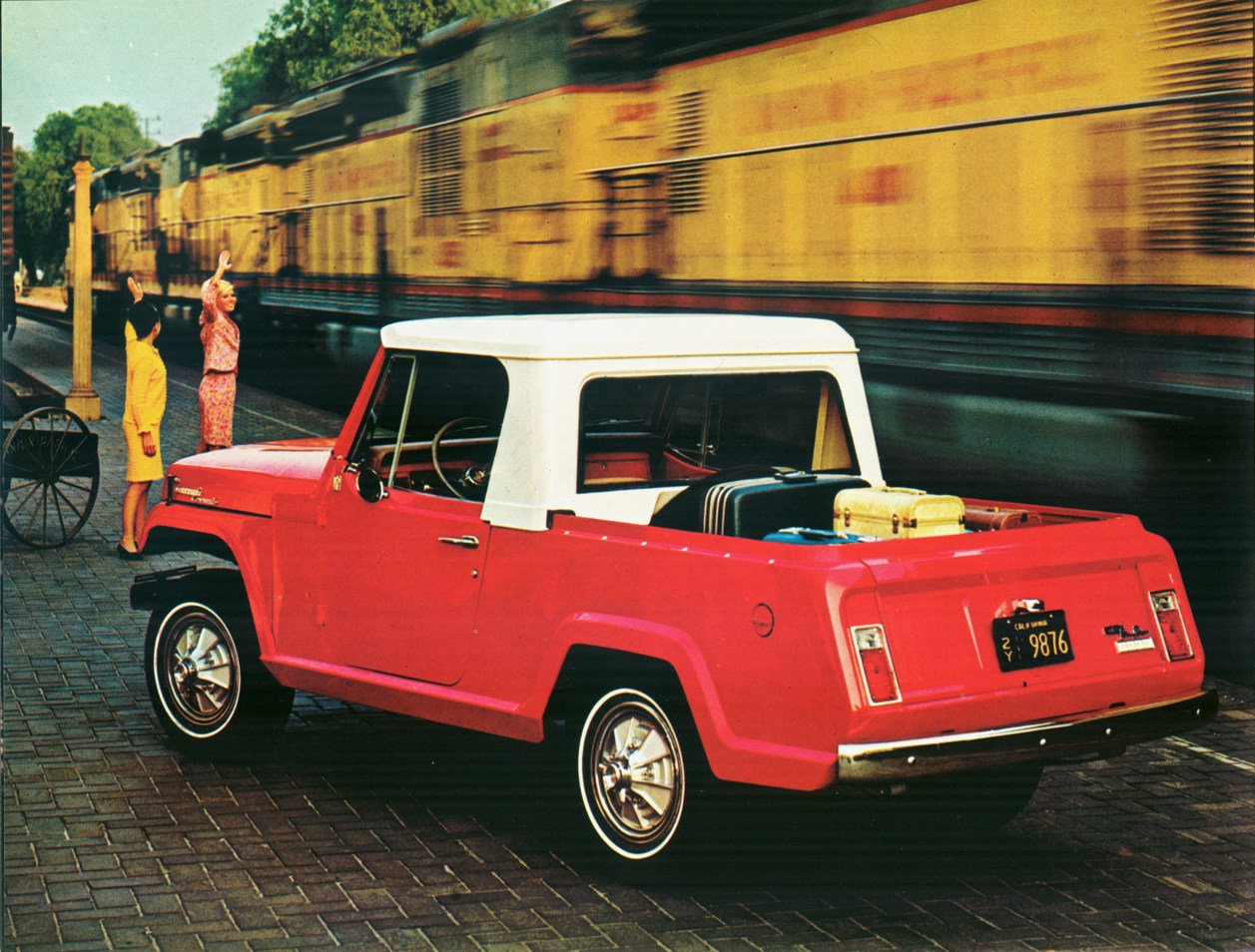 1967 Jeep Jeepster Commando