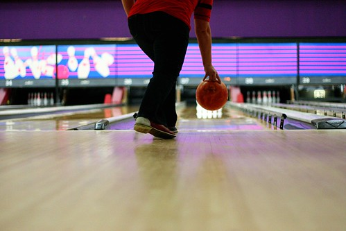 Bowling Is Fun :)