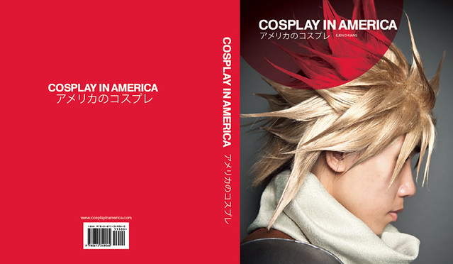 Cover of the book quotCosplay in Americaquot by cosplayinamerica