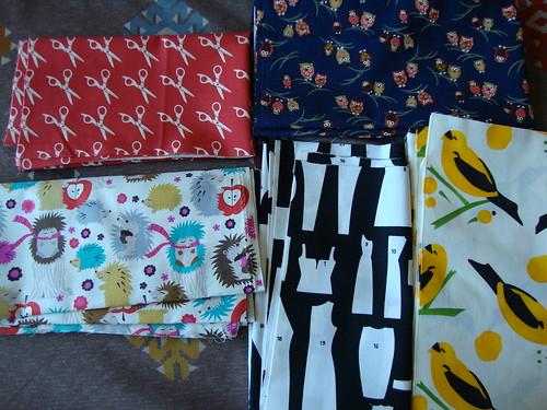 Austin Fabric 2010