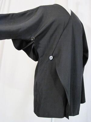 Japanalia Man Avant Garde Kimono Inspired Blazer