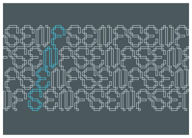 Typography pattern...