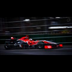 Australian Grand Prix (Yug_and_her) Tags: one cloudy melbourne f1 racing formula australiangrandprix2010