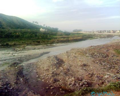 Oued Charra3a Berkane واد شرّاعة بركان