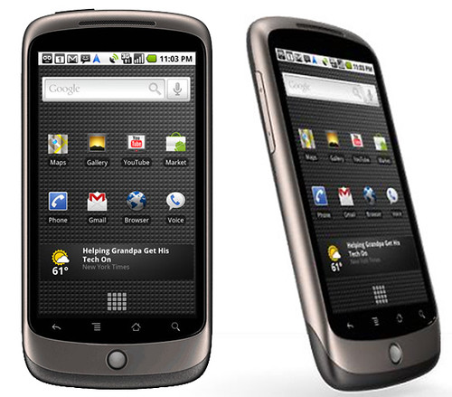 Nexus One: El Smartphone de Google