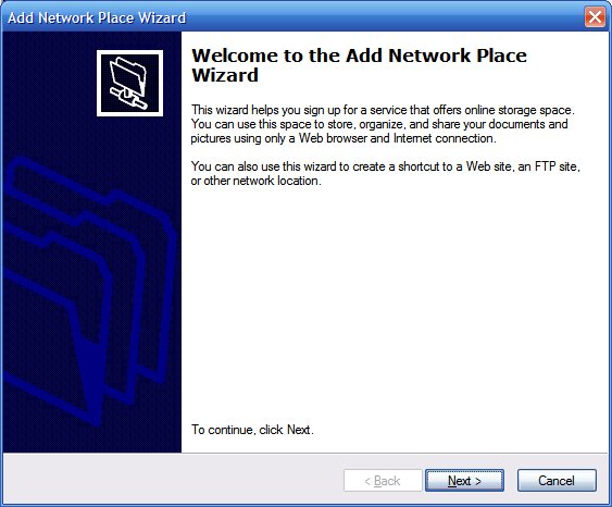 Mounting MobileMe iDisk on Windows XP, 4480514210 c02e419879 o