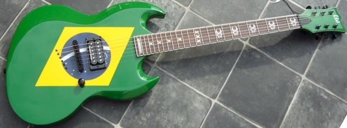 guitar of brazil