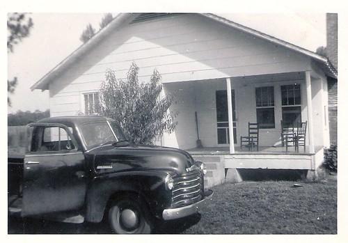 Mom & Dad & Mississippi House we Built