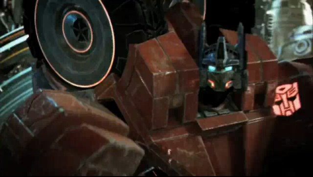 Screenshot Transformers War for Cybertron Optimus Prime
