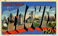 Greetings from St. Louis, MO Postcard_img860 (Wampa-One) Tags: old vintage postcard stlouismo saintlouismissouri bigletters largeletterpostcard greetingsfromstlouismissouri