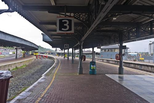 Platform 3 - Kent Station, Cork