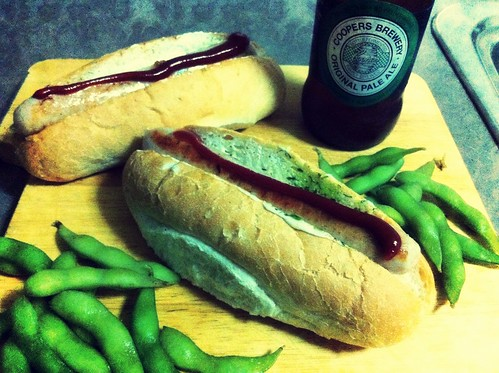 Hot Dogs & Beer by mjd-s