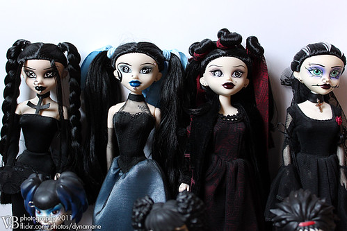 Begoths fashion dolls