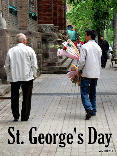 St. George's Day by williamnyk