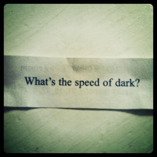 [158/365] Worst fortune ever? by goaliej54