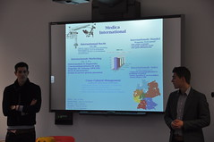 Presentaties project internationalisering