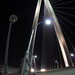Arthur Ravenel Jr. Bridge at night