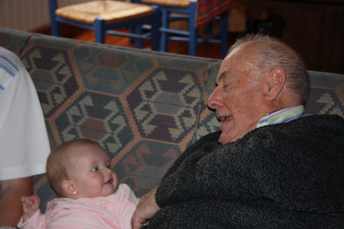 Fun with Great Grandpa